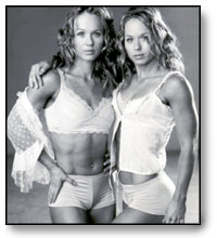 Fitness Twins - Adria and Natalie